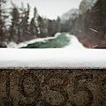Ice And Snow Make For An Eerie Winter by Jess McGlothlin Media