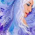 Ice Angel by Sherry Shipley