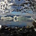 Ice Arch by Sarah Pemberton
