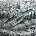 Ice Breaker Waves by Catherine Melvin