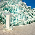 Ice Castle Chapel by Lonnie Paulson
