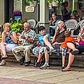 Ice Cream Eaters...an Observation by Steve Harrington