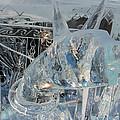 Ice Dog by Laurel Butkins