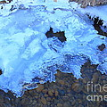 Ice Formation by Kevin Deadman