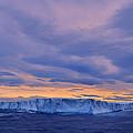 Ice Island by Tony Beck