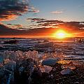Ice On Fire by Jim Southwell