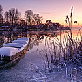 Ice Pier II by Davorin Mance