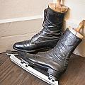 Ice Skates by Tom Gowanlock