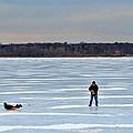 Ice Skipper by Tony Ambrosio