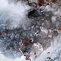 Ice Transformation Vii by Gwyn Newcombe