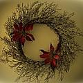 Ice Wreath by David Dehner
