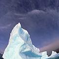 Iceberg Adrift Near South Orkney by Colin Monteath