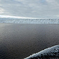 Iceberg And Polinya In The Ross Sea by Carole-Anne Fooks