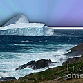Iceberg Escape by Barbara Griffin