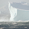 Iceberg In Bransfield Strait by Gerry Ellis