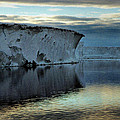 Iceberg In The Ross Sea At Night by Carole-Anne Fooks