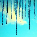 Iced Sky by Valentino Visentini