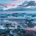 Iceland Daybreak by Mike  Walker