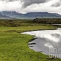 Iceland Landscape by Christy Lang