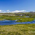 Iceland Panorama by Patricia Hofmeester