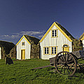 Icelandic Turf Houses by Claudio Bacinello