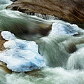 Icicle Creek by Inge Johnsson