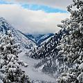 Icicle Creek by SnapHound