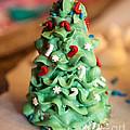 Icing Christmas Tree by Iris Richardson