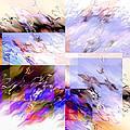Icy Flames by Hakon Soreide