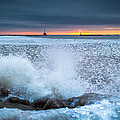 Icy Waves by James  Meyer