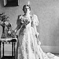 Ida Saxton Mckinley (1847-1907) by Granger