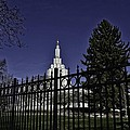 Idaho Falls Temple Series 4 by Image Takers Photography LLC - Carol Haddon