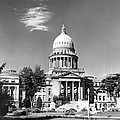 Idaho State Capitol Building by Underwood Archives