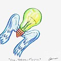 Idea Takes Flight by Feile Case