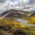 Idwal Lake Snowdonia by Adrian Evans