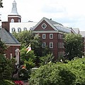 Idyllic View From Maryland State House by Christiane Schulze Art And Photography