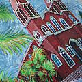 Iglesia Grecia  Costa Rica by Jeff Seaberg