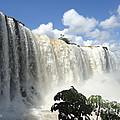 Iguacu Falls by Helena Wierzbicki