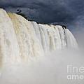 Iguacu Falls Majesty by Vivian Christopher