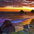 Sunset 6 by Ingrid Smith-Johnsen