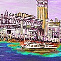 Il Campanile Di San Marco by Loredana Messina