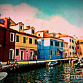 Il Colorato Villaggio by Micki Findlay