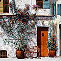 Il Cortile Bianco by Guido Borelli