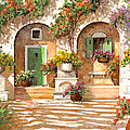 Il Cortile by Guido Borelli