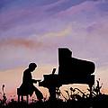 Il Pianista by Guido Borelli