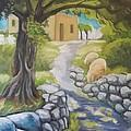 Il Sentiero by Oronzo Curvo