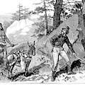Illegal Prospecting, 1879 by Granger
