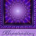 Illuminating Violet by Stephen Lo Piano