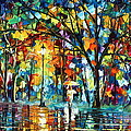 Illusion  by Leonid Afremov