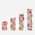 Illustration Of Rising Cost Of Prescription Drugs by Fanatic Studio / Science Photo Library